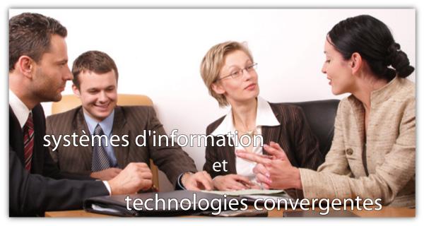 Systèmes d'information et technologies convergentes